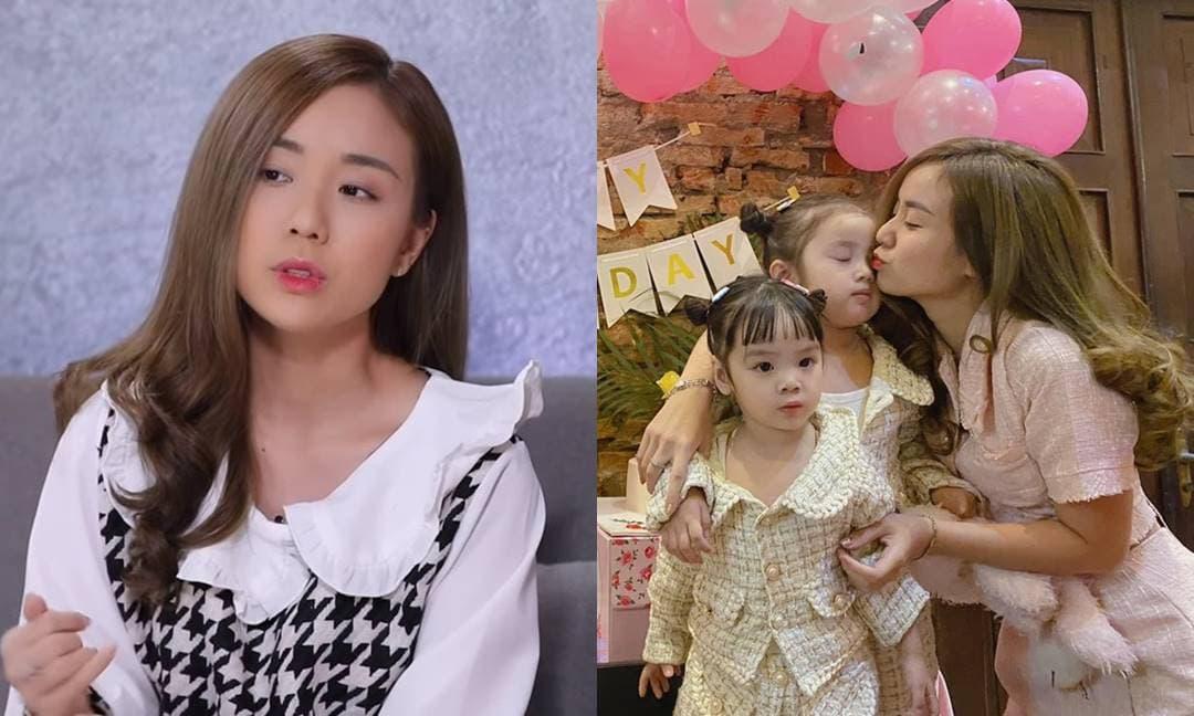 Sau ly hôn, vợ cũ Hoài Lâm nghẹn ngào: 'Tôi chưa bao giờ muốn cắt đứt quan hệ giữa Hoài Lâm và các con'