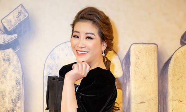 Phản ứng của Kiều Linh trước nghi vấn hôn nhân rạn nứt với Mai Sơn
