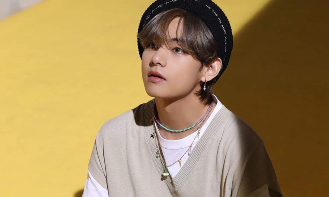 V của BTS là thần tượng K-pop nổi tiếng nhất ở Trung Quốc