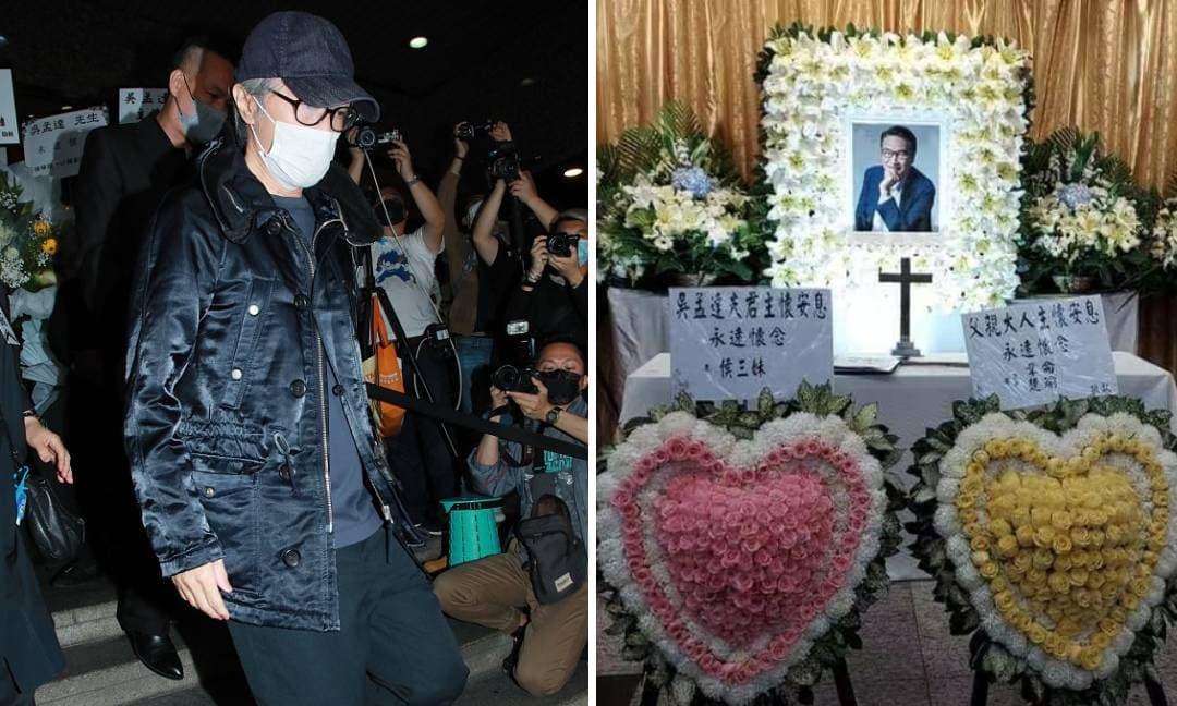Châu Tinh Trì tới đám tang Ngô Mạnh Đạt sau khi bị khán giả dọa tẩy chay