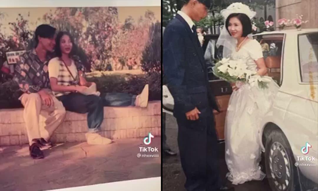 Kể chuyện tình 'cổ tích' của bố mẹ, cô gái khiến dân mạng rơi nước mắt vì xúc động