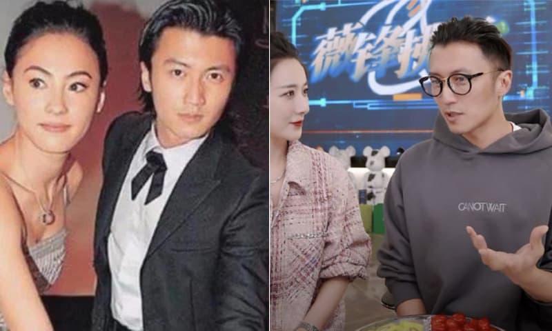 Tạ Đình Phong xuất hiện bảnh bao, ám chỉ đến nguyên nhân ly hôn vì ngoại tình?