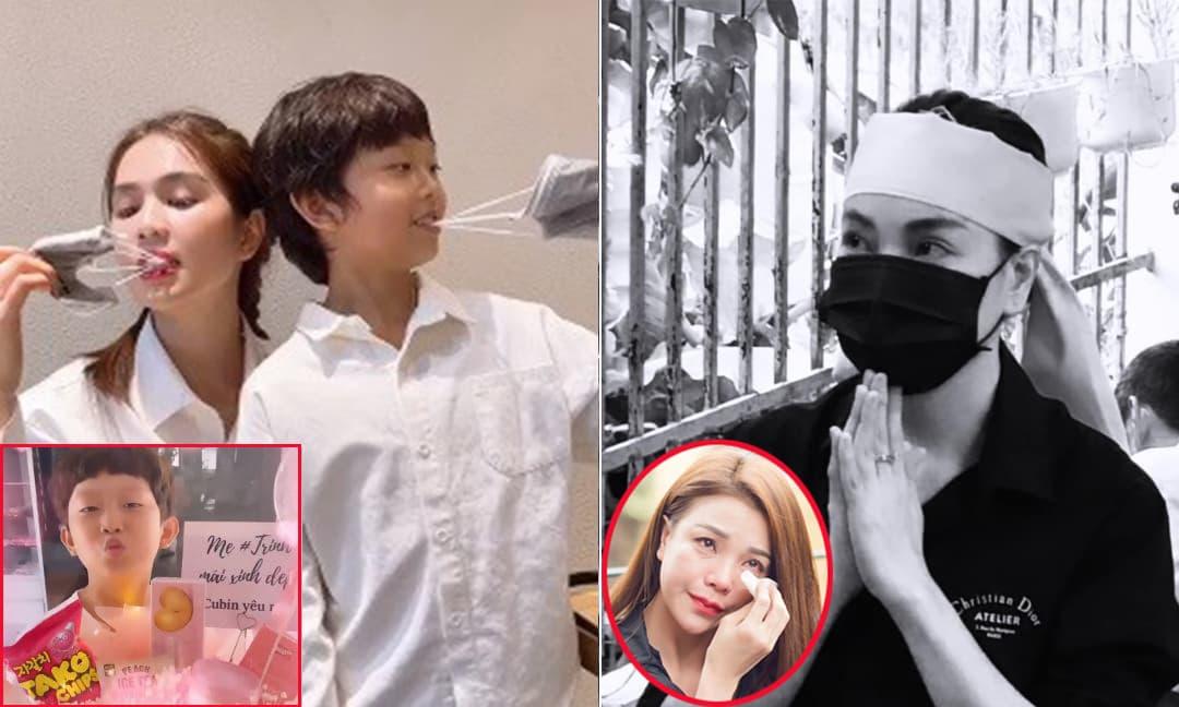 Sao Việt 8/3/2021: Ngọc Trinh được 'con trai' tặng quà 8/3; Trà Ngọc Hằng xúc động gửi lời tiễn biệt em trai