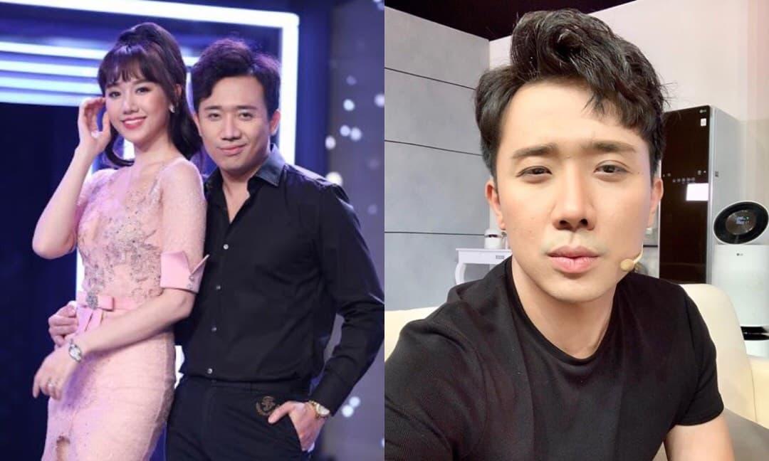 Trấn Thành bất ngờ xin lỗi tình cũ ngay trên sóng livestream ngày 8/3, Hari Won đã phản ứng thế nào?
