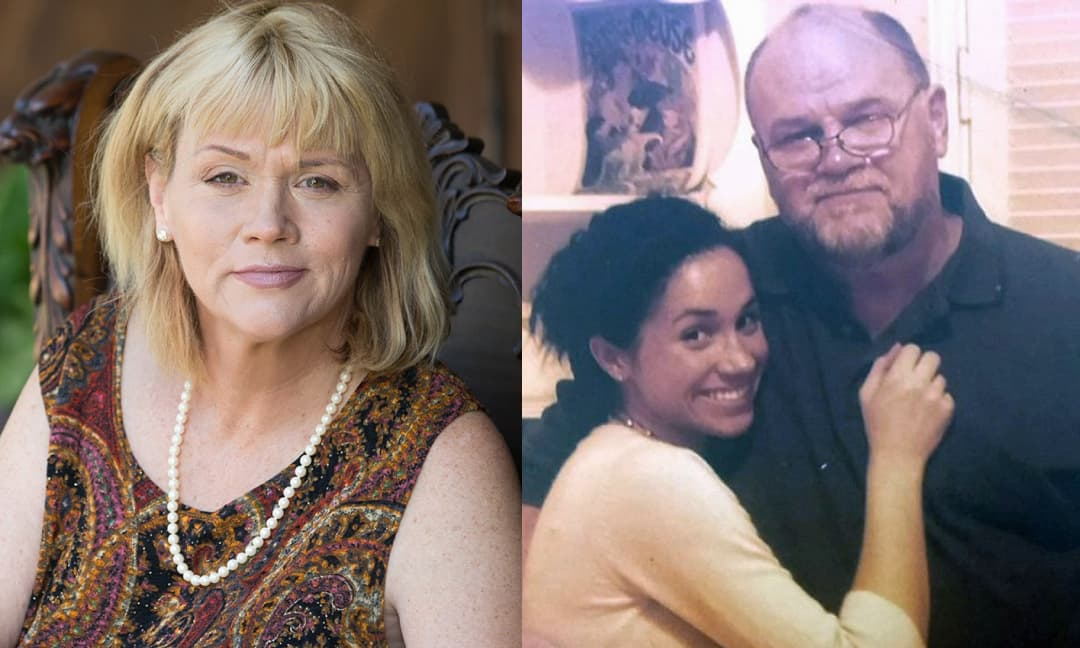 'Drama' gia đình Meghan: Chị gái tố em 'diễn sâu', cha ruột phản pháo, chị dâu Kate lộ diện với gương mặt biến sắc