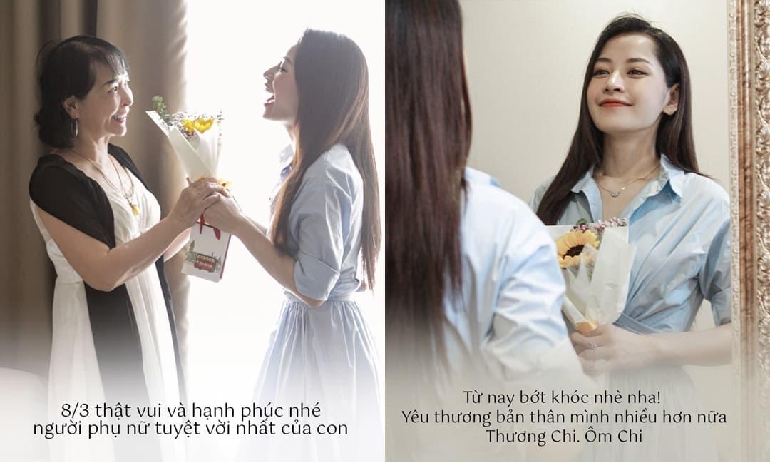 Chi Pu được khen vì nghĩa cử cao đẹp trong ngày Quốc tế Phụ nữ
