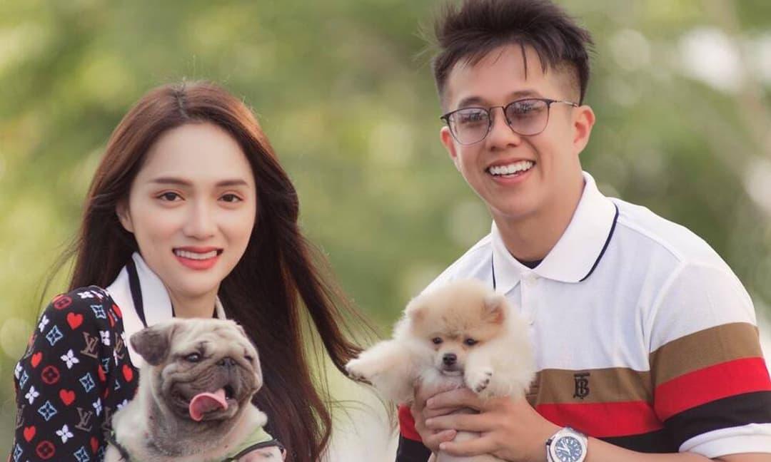 Matt Liu phản ứng thế nào khi bị tấn công vì 'bơ đẹp' Hương Giang ngày 8/3?