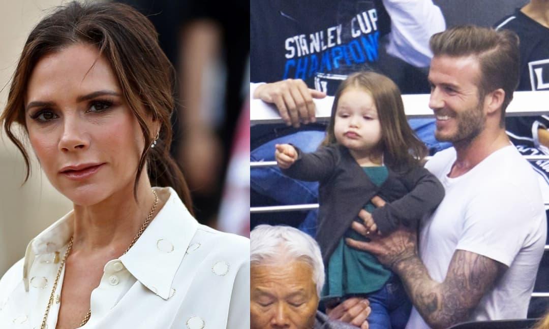 8/3 kiểu nhà Becks: Victoria kêu gọi chị em 'đốt áo lót', Beckham viết lời có cánh cho vợ nhưng cậu hai Romeo lại bị 'ném đá' vì lý do này