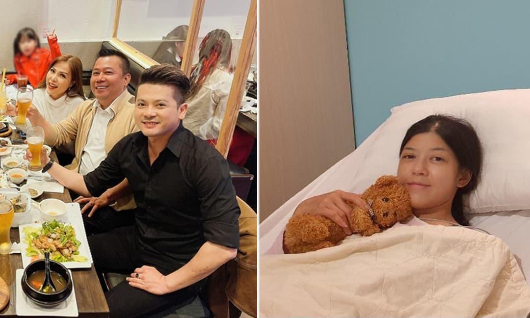Sao Việt 9/3/2021: Hoàng Anh thân thiết với chồng của 'tình tin đồn' Thắm Bebe; diễn viên Hồng Trang phẫu thuật mổ tim