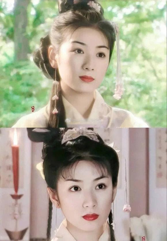 Huỳnh Dịch gây sốt khi mặc lại trang phục 'Lên nhầm kiệu hoa được chồng như ý' sau 21 năm, 0
