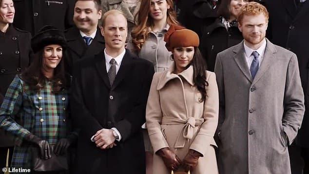 Chuyện tình Harry - Meghan được dựng thành phim mới mang tên 'Trốn thoát khỏi Cung điện'    3