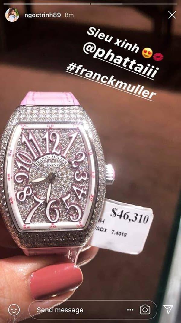 Nhìn lại bộ sưu tập đồng hồ hàng chục tỷ của 'Nữ hoàng nội y' Ngọc Trinh trước khi bị mất cắp 2