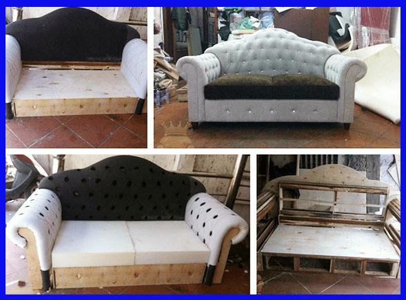 Bọc ghế sofa, thế giới sofa, sofa nhập khẩu