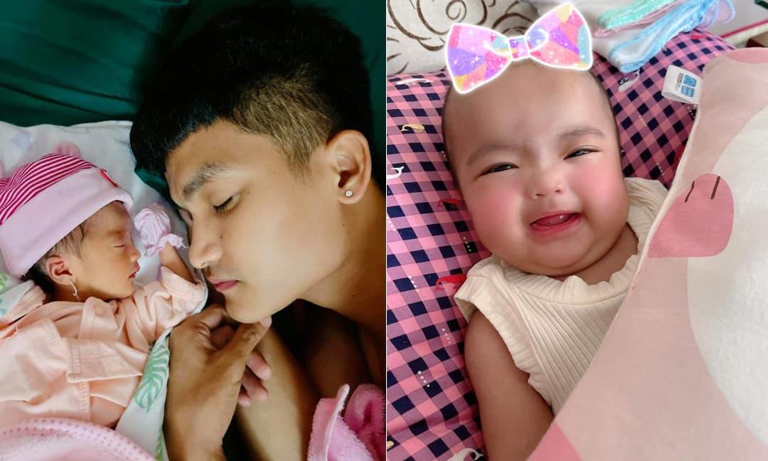 Từng sinh non trước 1 tháng, bất ngờ với hình ảnh hiện tại của con gái Mạc Văn Khoa