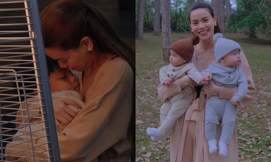 Hà Hồ bất ngờ gửi lời xin lỗi các con, chia sẻ nỗi lòng người mẹ làm ai cũng xúc động