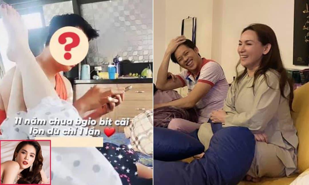 Sao Việt 12/4/2021: Hé lộ người đàn ông Ngọc Trinh thoải mái đụng chạm, 11 năm chưa một lần cãi lộn; Hình ảnh tươi rói của Hoài Linh bên ca sĩ Phi Nhung