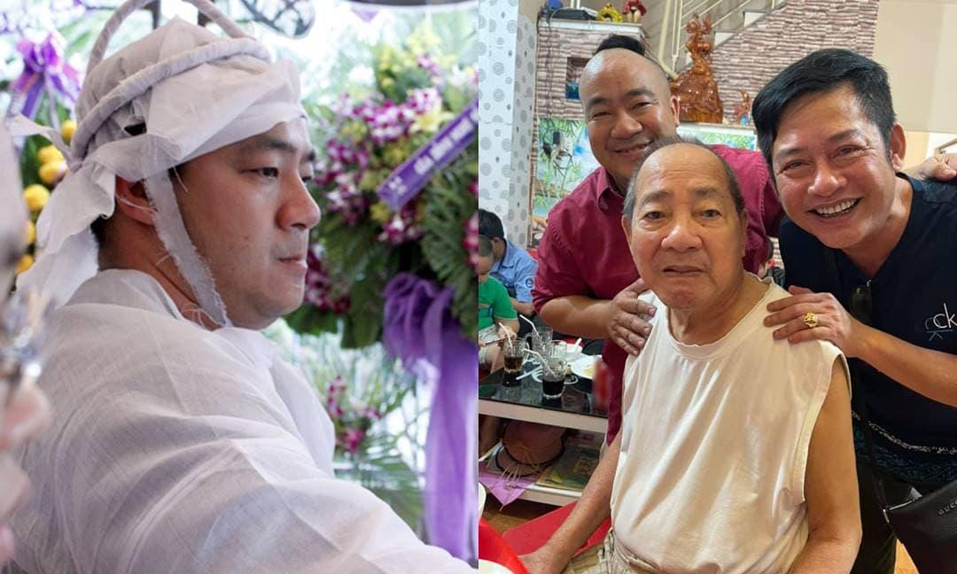 Dàn sao Việt xót xa, chia buồn khi bố nam diễn viên Hiếu Hiền đã qua đời