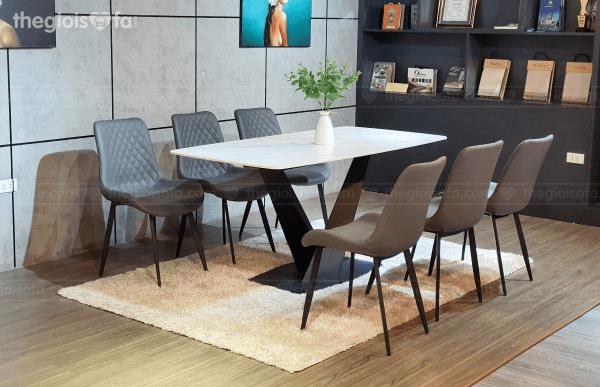 đặt bàn ăn cho phòng bếp phong thủy, thế giới sofa