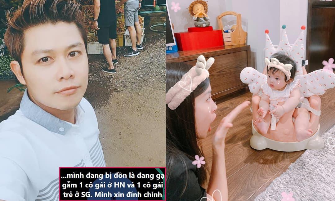 Sao Việt 17/4/2021: Nhạc sĩ Nguyễn Văn Chung lên tiếng về tin đồn gạ gẫm nhiều cô gái sau ly hôn; Biểu cảm của Đông Nhi khi chọc cười con gái