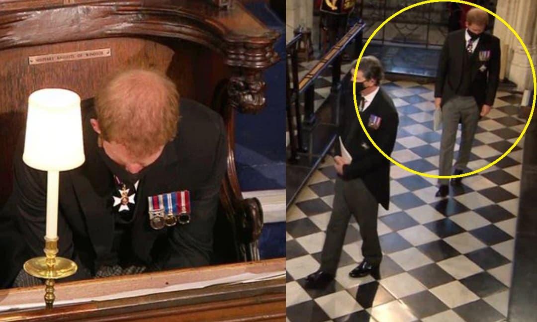 Phía sau khoảnh khắc thân tình với anh trai William là nỗi bồn chồn, sự cô độc không thể chia sẻ cùng ai của Harry