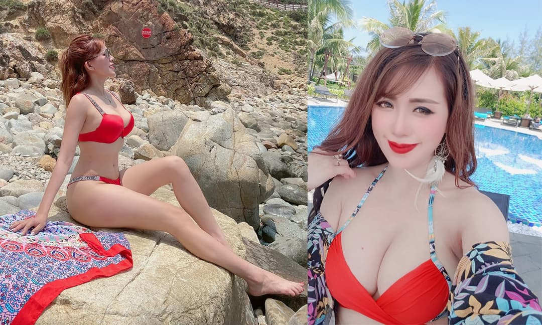 Đan Phương, Dan Phuong beauty center