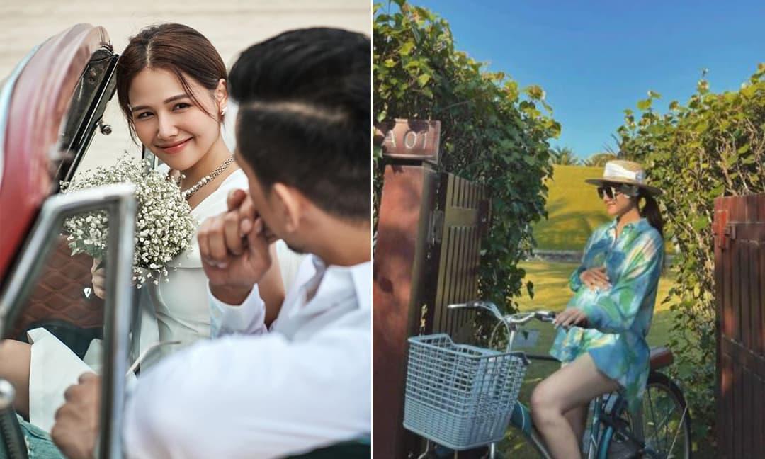 Bà bầu Phanh Lee khéo tiết lộ mối quan hệ hiện tại với mẹ chồng qua chi tiết 'mượn siêu xe'