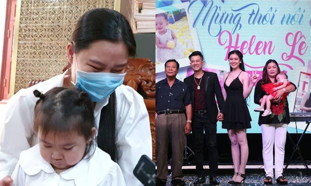 Vợ hai Vân Quang Long chính thức lên tiếng giải thích nhân thân của mình, bác bỏ mọi lời tố của bố mẹ chồng
