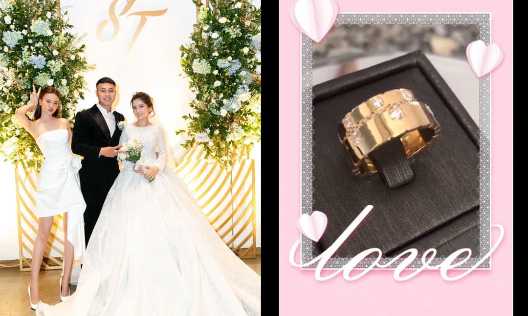 Hé lộ món quà cưới của Ninh Dương Lan Ngọc dành cho em trai và em dâu