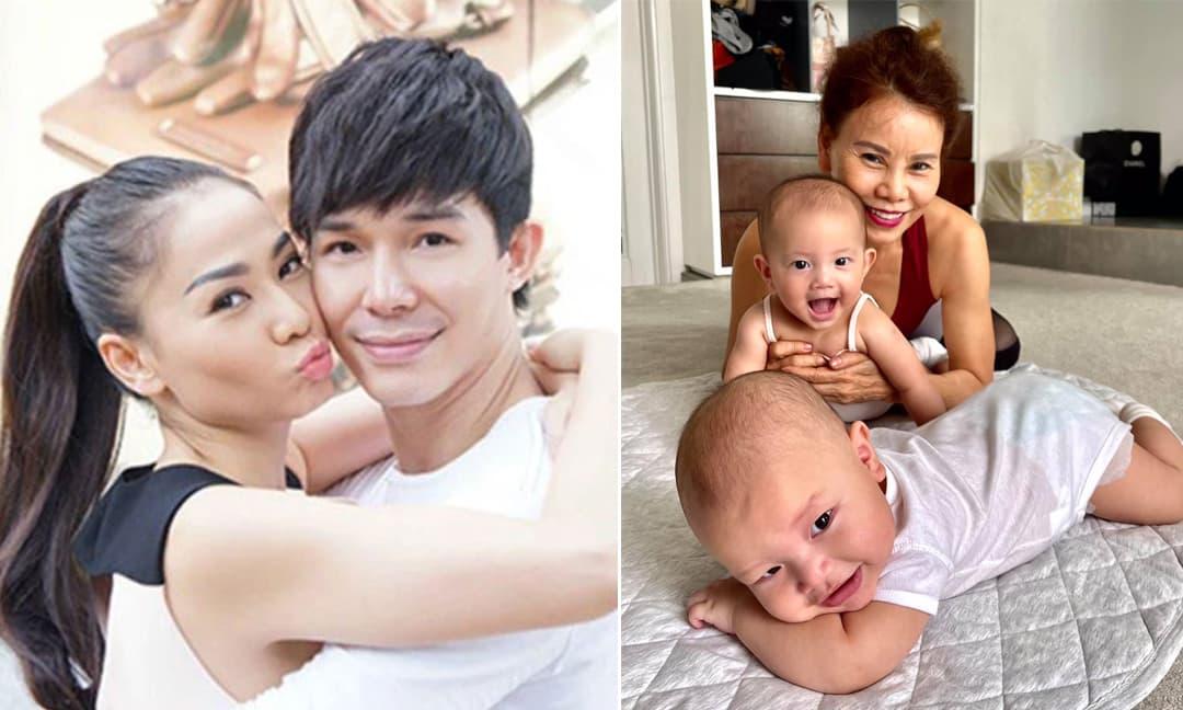 Sao Việt 23/4/2021: Thu Minh và Nathan Lee bị nghi 'cạch mặt' nhau 7 năm, sự thật là gì? Hai con Hà Hồ đáng yêu bên bà ngoại