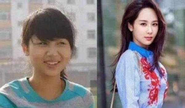 Hóa ra hồi trẻ người nổi tiếng xấu như vậy, chỉ có Trương Bá Chi là mỹ nhân đẹp từ trong trứng 0