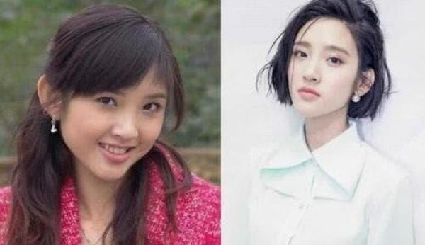 Hóa ra hồi trẻ người nổi tiếng xấu như vậy, chỉ có Trương Bá Chi là mỹ nhân đẹp từ trong trứng 4