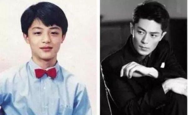 Hóa ra hồi trẻ người nổi tiếng xấu như vậy, chỉ có Trương Bá Chi là mỹ nhân đẹp từ trong trứng 7