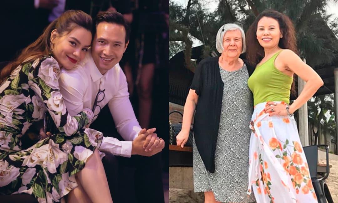 Kim Lý chia sẻ dài cảm ơn 5 người phụ nữ đặc biệt nhất đời, lời nhắn tới mẹ ruột Hà Hồ gây xúc động