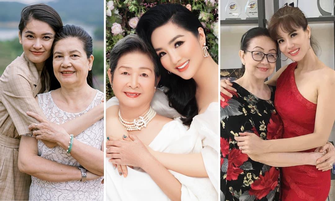 Loạt sao Việt chia sẻ xúc động nhân 'Ngày của mẹ'
