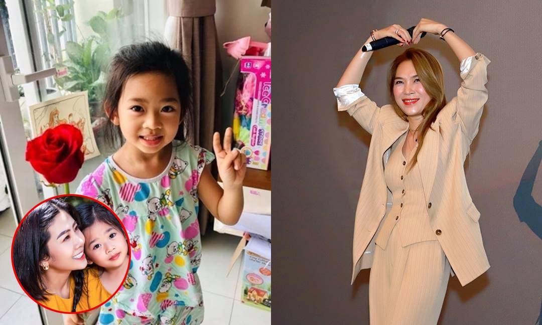 Con gái Mai Phương say sưa hát nhạc Mỹ Tâm, netizen nhận xét fan nhí 'nối gót' làm ca sĩ giống bố mẹ