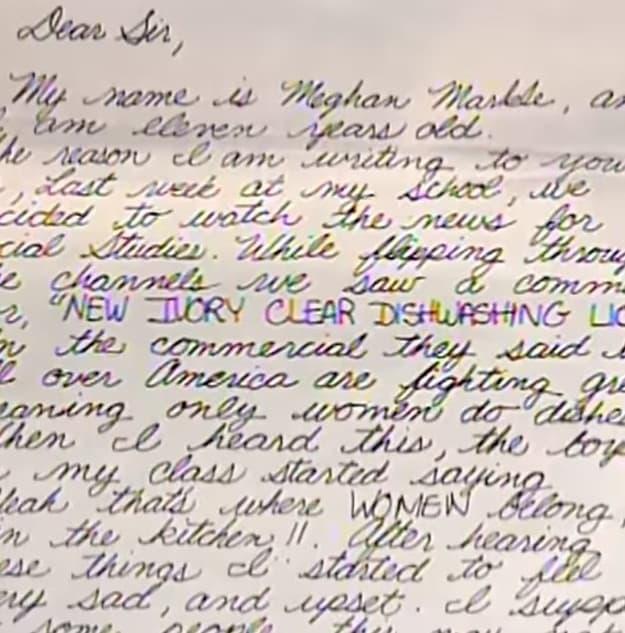 Hành động này của Meghan với công ty cô từng viết đơn kiện năm 11 tuổi bị chỉ trích 'biến chất vì tiền' 2