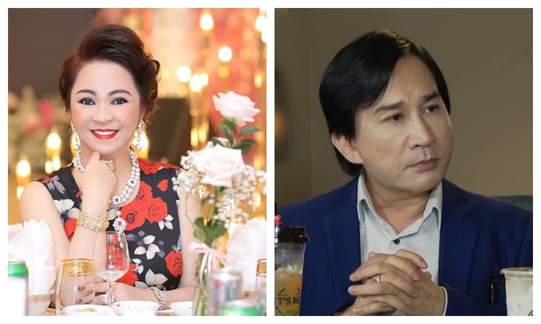 'Ông hoàng cải lương' Kim Tử Long nói gì về vụ Võ Hoàng Yên và bà Phương Hằng mà ai cũng phải vỗ tay khen hay?