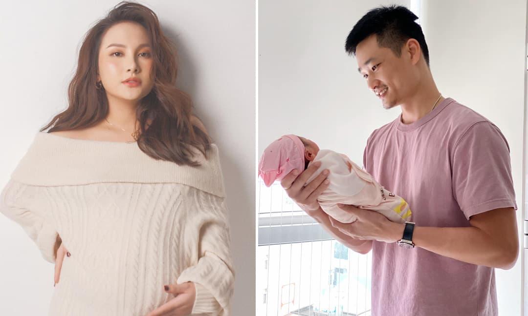 Diễn viên Bảo Thanh sinh con thứ hai