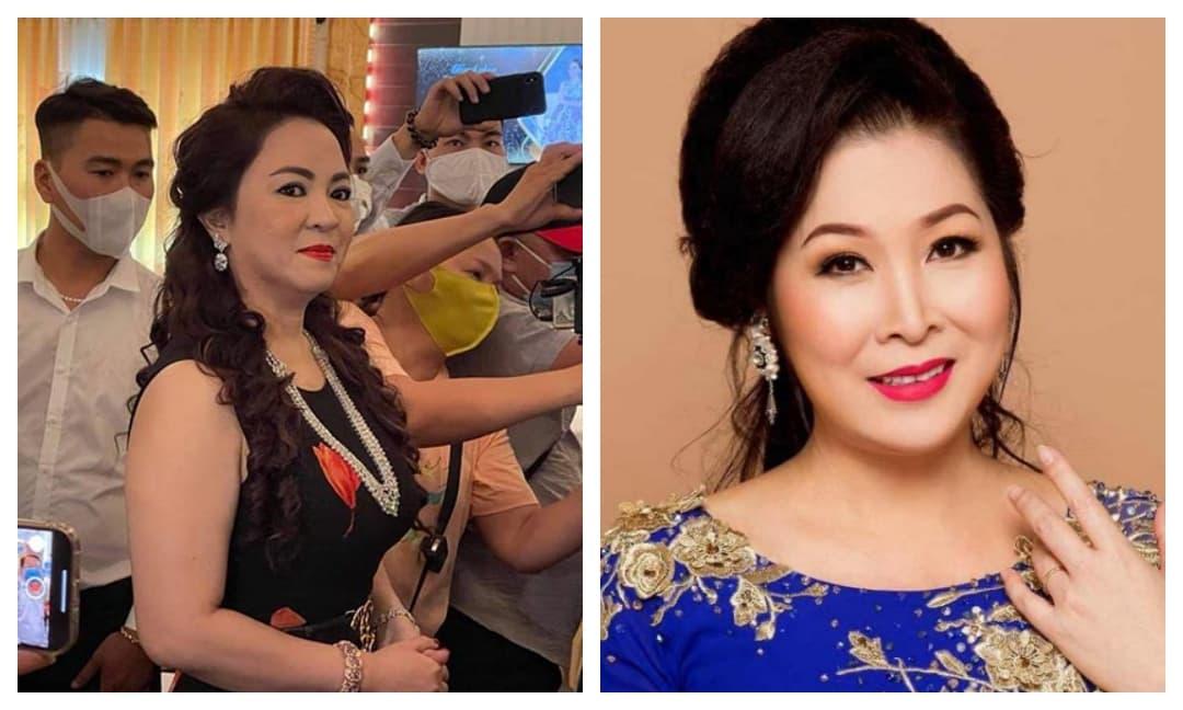 Bị vợ ông Dũng 'lò vôi' dọa kiện, NSND Hồng Vân phản ứng cao tay y hệt danh hài Hoài Linh