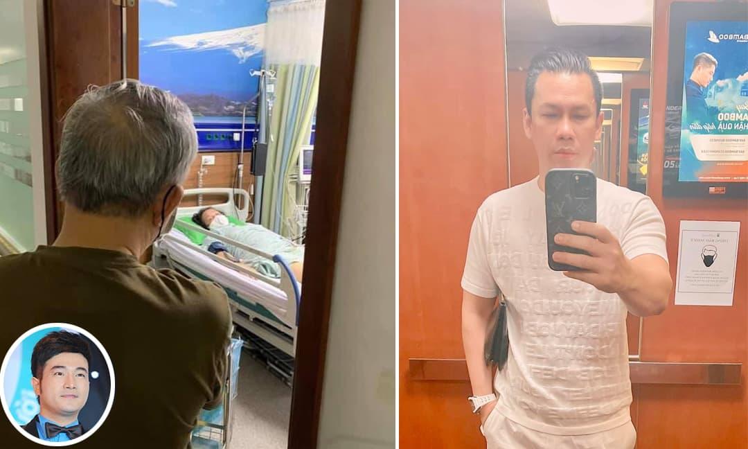 Sao Việt 13/5/2021: Mẹ Minh Quân 'gãy lìa cổ chân' khi đưa cơm cho chồng đang nằm viện; Chồng cũ Lệ Quyên tự nhận mình giàu