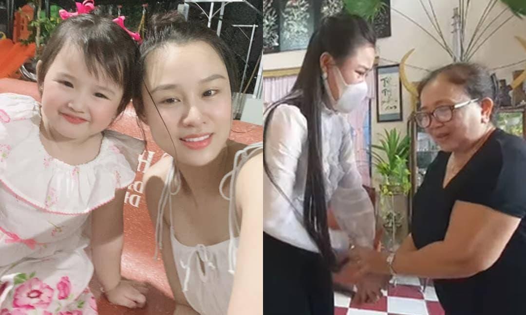 Bị bố mẹ chồng chỉ trích và nghi cấu kết với YouTuber để hại vợ cả Ái Vân, vợ hai Vân Quang Long nghẹn ngào: 'Xin hãy buông tha cho con'
