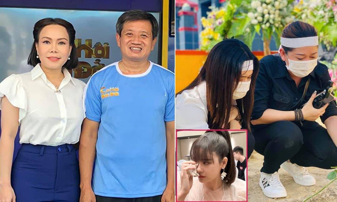 Sao Việt 14/5/2021: Việt Hương tiết lộ tình hình sức khỏe của ông Đoàn Ngọc Hải; Trương Quỳnh Anh đau buồn tiễn biệt ông ngoại