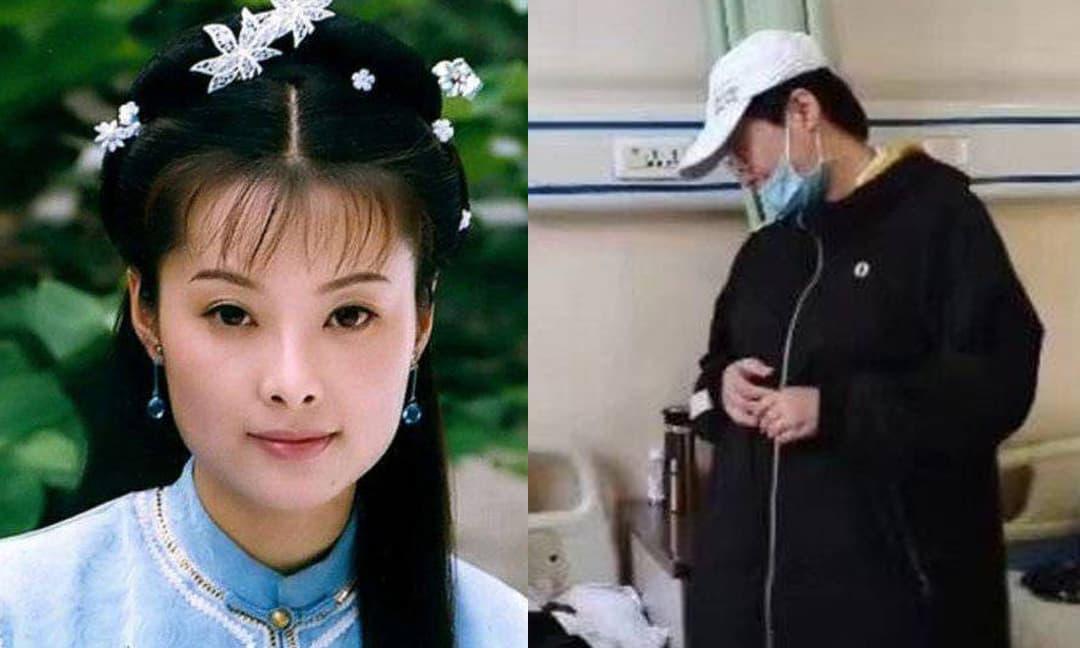 Mỹ nhân 'Bản lĩnh Kỷ Hiểu Lam' lộ bụng lùm lùm, dấy tin đồn mang thai ở tuổi 48 sau 4 lần lên xe hoa