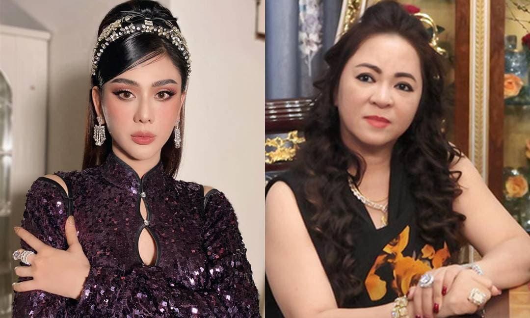 Lâm Khánh Chi lên tiếng khi bị netizen 'réo' vào cuộc chiến với bà Phương Hằng chỉ vì một status bóng gió