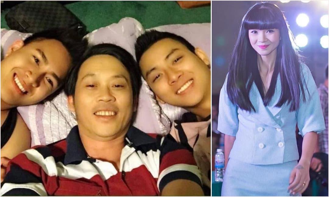 Sao Việt 15/5/2021: Con trai ruột đăng ảnh bên Hoài Linh và Hoài Lâm giữa 'bão' thị phi; siêu mẫu Hạ Vy mất hết hợp đồng vì Covid-19