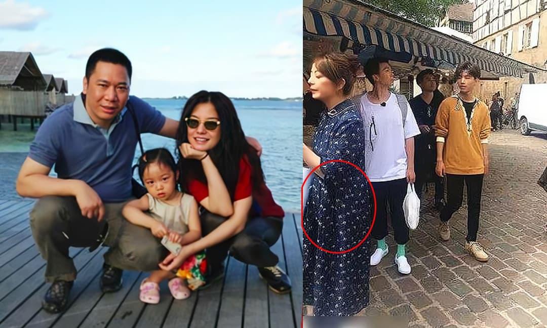 Rộ tin Triệu Vy mang bầu lần 2, Huỳnh Hiểu Minh liền gửi lời chúc mừng 'tình cũ'
