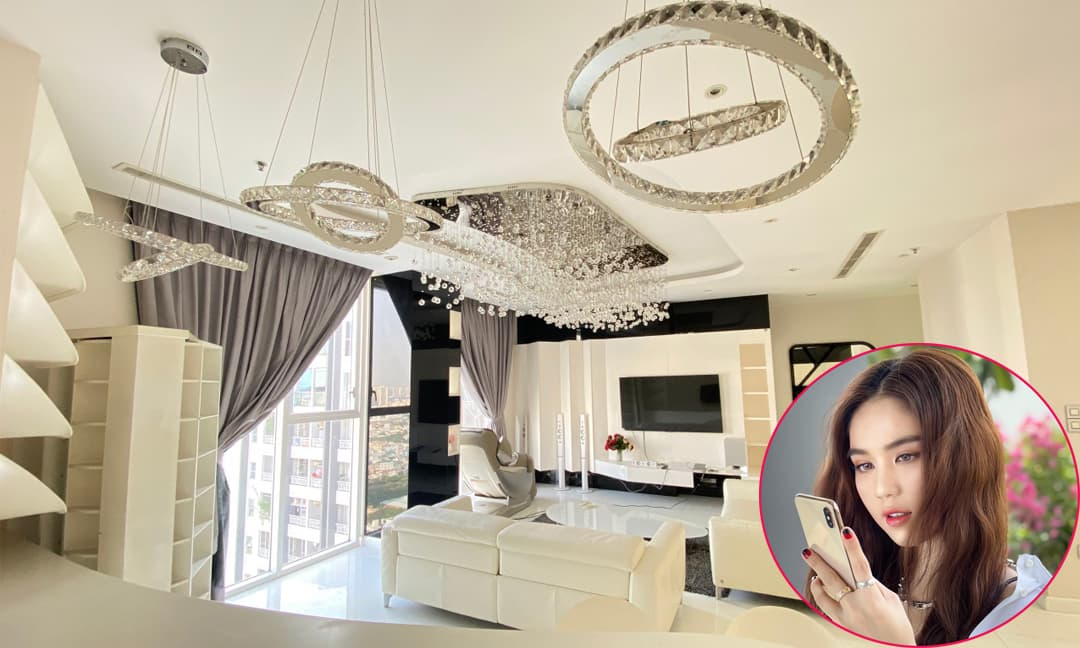 Ngọc Trinh rao bán căn penthouse sang trọng với giá 15 tỷ đồng, chấp nhận chịu lỗ