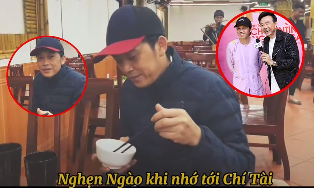 NSƯT Hoài Linh xúc động nhớ đến cố nghệ sĩ Chí Tài khi nghe bài 'Nhỏ ơi'