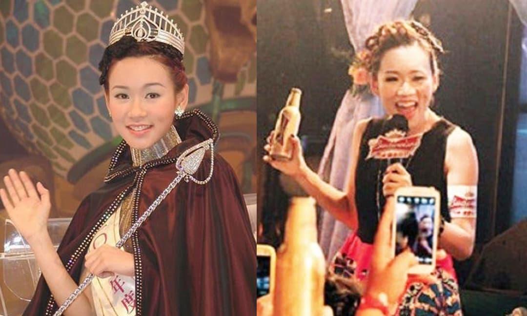 'Hoa hậu bán bia' Hong Kong bị bóc 'lươn lẹo' khi kiếm con từ đại gia, che giấu thân thế đứa trẻ nhưng lại khoe được nhiều chàng theo đuổi