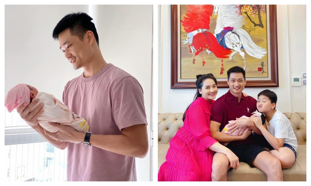 Bảo Thanh lần đầu lộ diện sau khi sinh con, tiết lộ thông tin đặc biệt của công chúa nhỏ